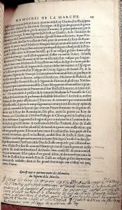 Note de synthèse finale - (c) Paris, BNF. Cliché A. Legros