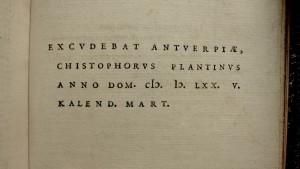 César1570: colophon