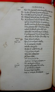 Sophocle: p.208
