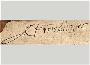 Suétone2: Bm Lyon: signature d'un autre Montaigne: Bm Lyon catalogue en ligne