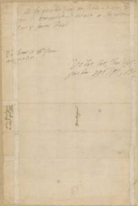 Original, BNF, Département des manuscrits, NAF 1068, f.1v.