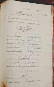 12. RS 1568-69 (1re Enquêtes), Archives municipales de Bordeaux. Photo A. Legros.